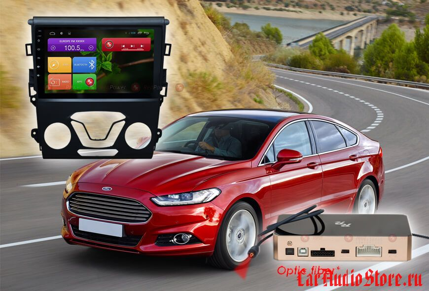 Redpower 31139 R IPS Ford Mondeo