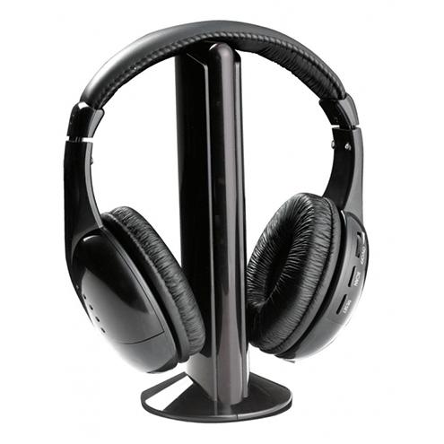 Беспроводные наушники Wireless Headphone 5 in 1