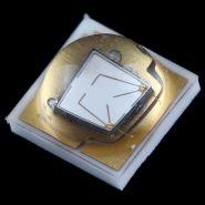 Светодиод LG 365nm, 5 Вт, ультрафиолетовый, 16мм или 20мм