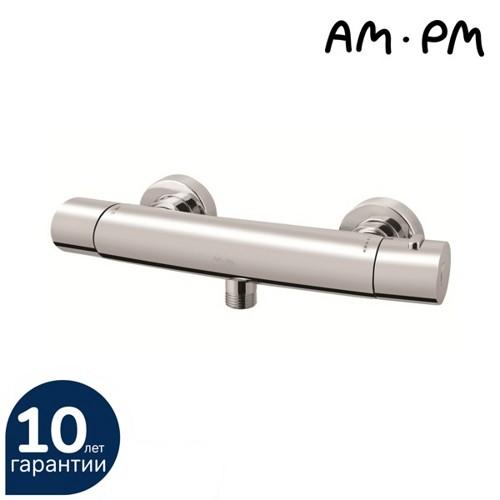 Смеситель для душа AM.PM F7540000 двухрычажный с термостатом