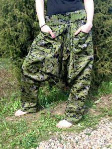NEW! Зелёные камуфляжные афгани на рост 165-175, демисезон (Москва)