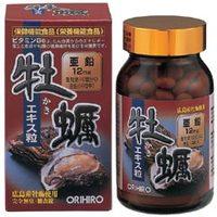 Orihiro Экстракт устриц  на 30 дней.