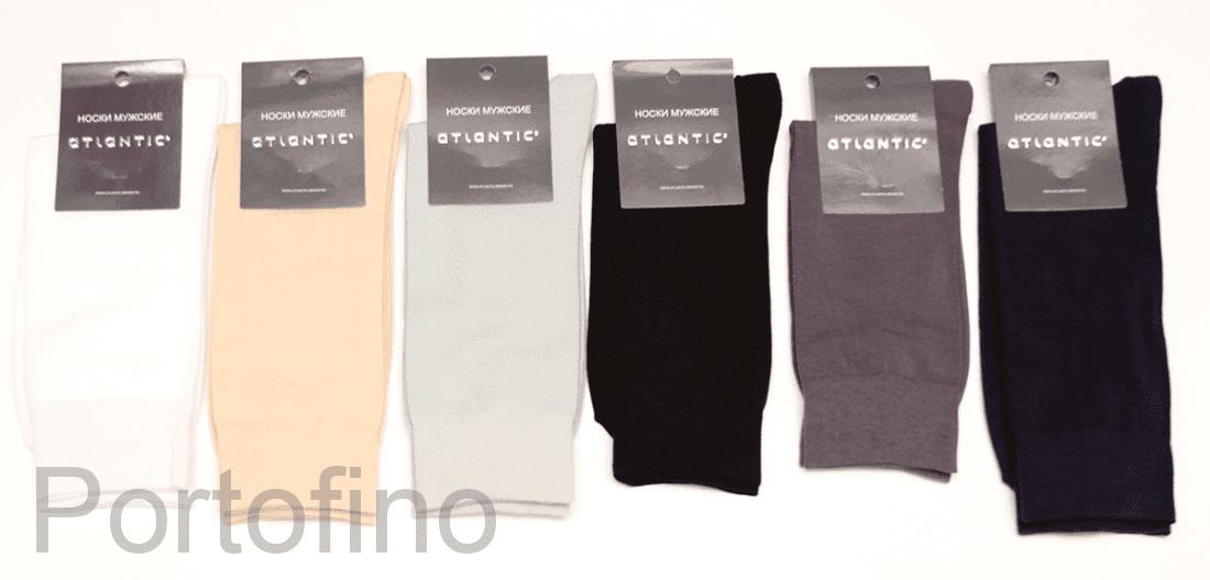 Мужские носки Атлантик хлопок MSC-001