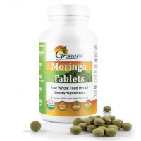 Моринга в таблетках Гренера Органик   Grenera Organic Moringa Tablet