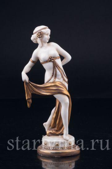 Изображение Восточная танцовщица, E & A Muller, Германия, нач.20 в