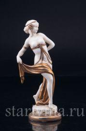 Восточная танцовщица, E & A Muller, Германия, нач.20 в
