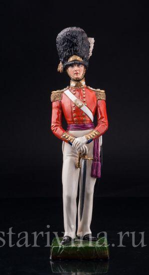 Изображение Офицер Гренадерской гвардии, Дрезден, Германия