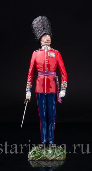 Изображение Капитан шотландской гвардии, Дрезден, Германия