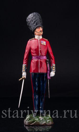 Изображение Капитан шотландской гвардии, Дрезден, Германия, сер. 20 в
