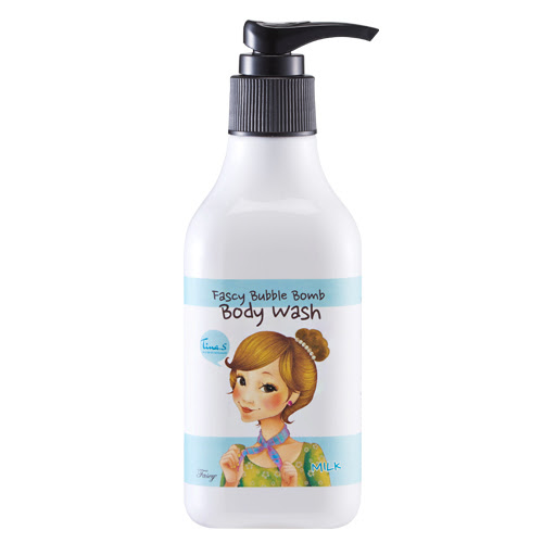 Гель для душа Fascy Bubble Bomb Body Wash