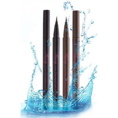 ФС Подводка для глаз Super Slim Waterproof Pen Liner 0,6гр