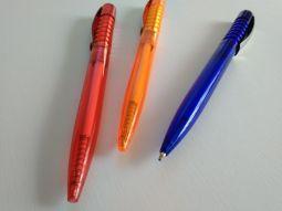 пластиковые ручки под тампопечать
