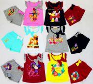 Комплект для девочки 1-4 лет BN296