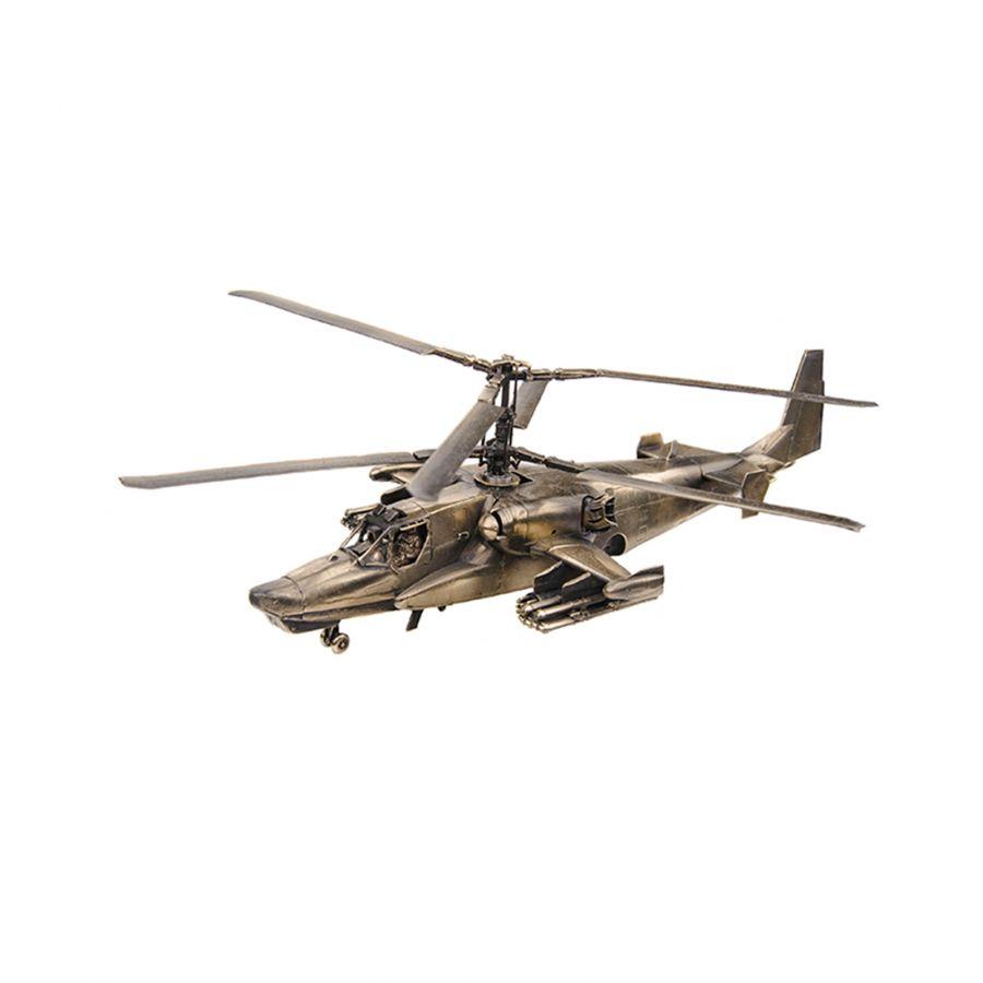"""Вертолёт """"Ка-50 Чёрная акула""""(1:72)"""