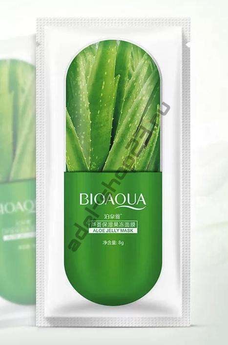 Bioaqua - Маска-гель для лица - Алое