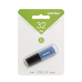 32GB USB-флеш накопитель X-CUT SMARTBUY синий