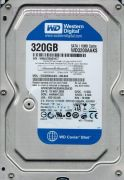 HDD десктопный (3,5'') 320GB/7200RPM — Western Digital WD3200AAKS