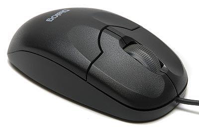 Мышь проводная Dialog Pointer MOP-01BU