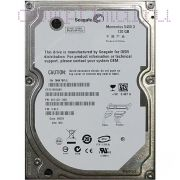 HDD для ноутбука (2,5'') 120 Gb/5400RPM — Seagate