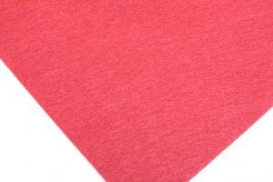 Фетр листовой, жесткий, толщина 2 мм, размер 30х30 см, цвет №39 красный