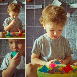 Шарики Орбизы для детей