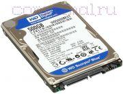HDD для ноутбука (2,5'') 500GB/5400RPM - Western Digital