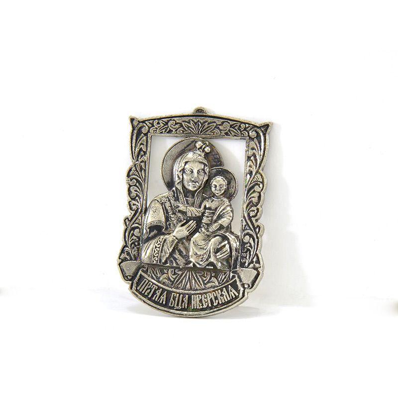 """Икона в машину """"Пресвятая Богородица Иверская"""""""
