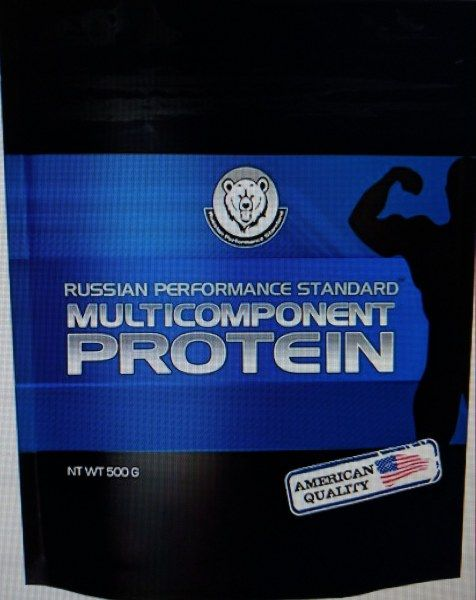 RPS Nutrition - Multicomponent Protein