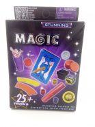 """Набор для начинающего фокусника """"Magic Stunnig"""" 25 фокусов"""