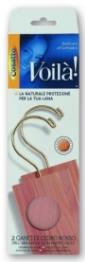 Вешалки-пластины из красного кедра Антимоль