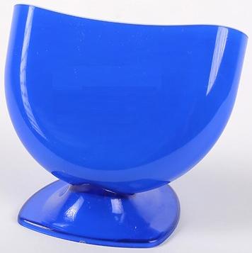 Подставка для губки синяя