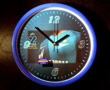 Часы настенные большие футбольные Зенит Санкт-Петербург
