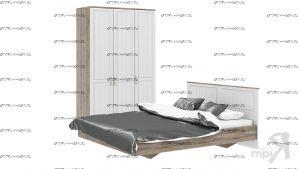 Спальня Прованс №1 ГН-223.001