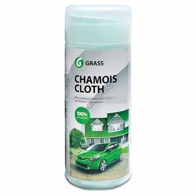 Салфетка в тубе Chamois Cloth 64*43см GRASS