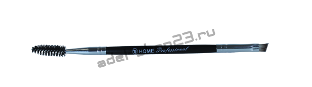 TRIUMPH - Кисть двухсторонняя для бровей и ресниц (синтетический ворс) НВ-07