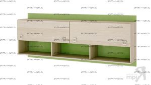 Шкаф навесной Киви ПМ-139.11 (204х37х83)