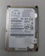 HDD для ноутбука (2,5'') IDE/60GB/4200RPM - Hitachi