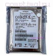 HDD для ноутбука (2,5'') IDE/60GB/5400RPM - Hitachi