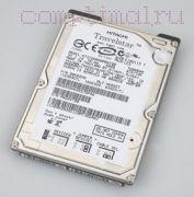 HDD для ноутбука (2,5'') IDE/60GB/7200RPM - Hitachi