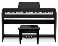 Casio Privia PX-770BK Цифровое пианино