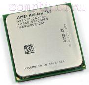 Процессор AMD Athlon 64 3700+ - 939, 1 ядро/1 поток, 2.2 GHz, 89W [599]