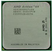 Процессор AMD Athlon 64 3800+ - 939, 1 ядро/1 поток, 2.4 GHz, 85W [588]