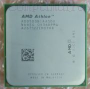 Процессор AMD Athlon 64 X2 5000B - AM2, 2 ядра/2 потока, 2.6 GHz