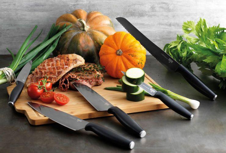 Нож для хлеба Kuhn Rikon Professional Titanium 26584