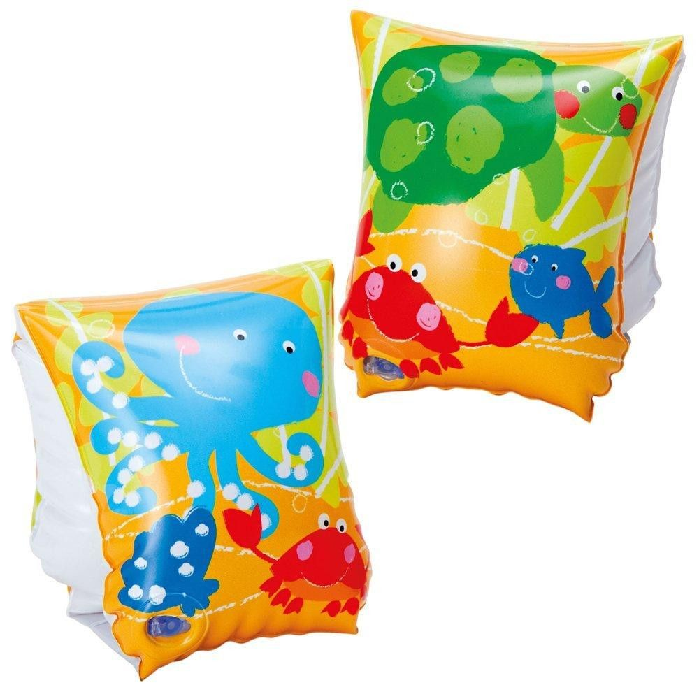 Детские надувные нарукавники для плаванья