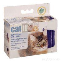 Игрушка-массажер для кошек с креплением к стене CAT IT