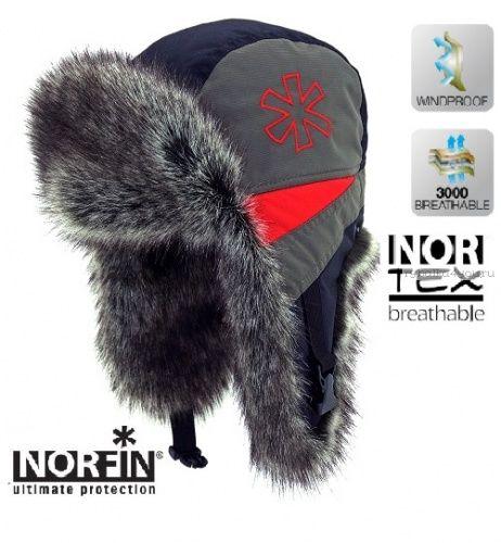 Купить Шапка-ушанка Norfin Extreme (Артикул: 302790)