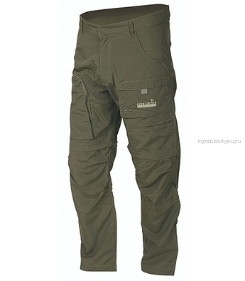 Купить Штаны Norfin Convertable Pants ( Артикул: 66000)