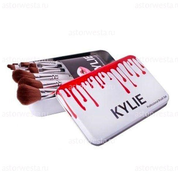 Kylie Professional Brush Set, 12х1, RED (ПОД ЗАКАЗ)