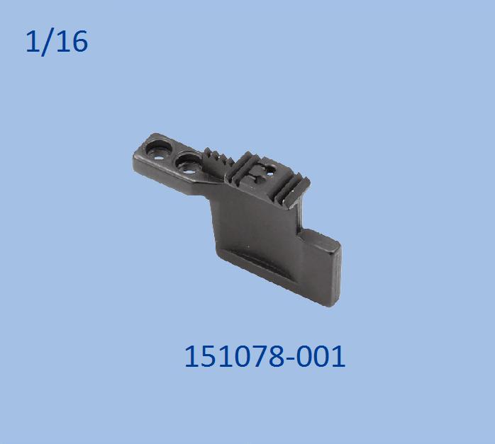 Двигатель ткани BROTHER 151078-001 1/16 -3(Для лёгких материалов) (LT2-B842) (STRONG)